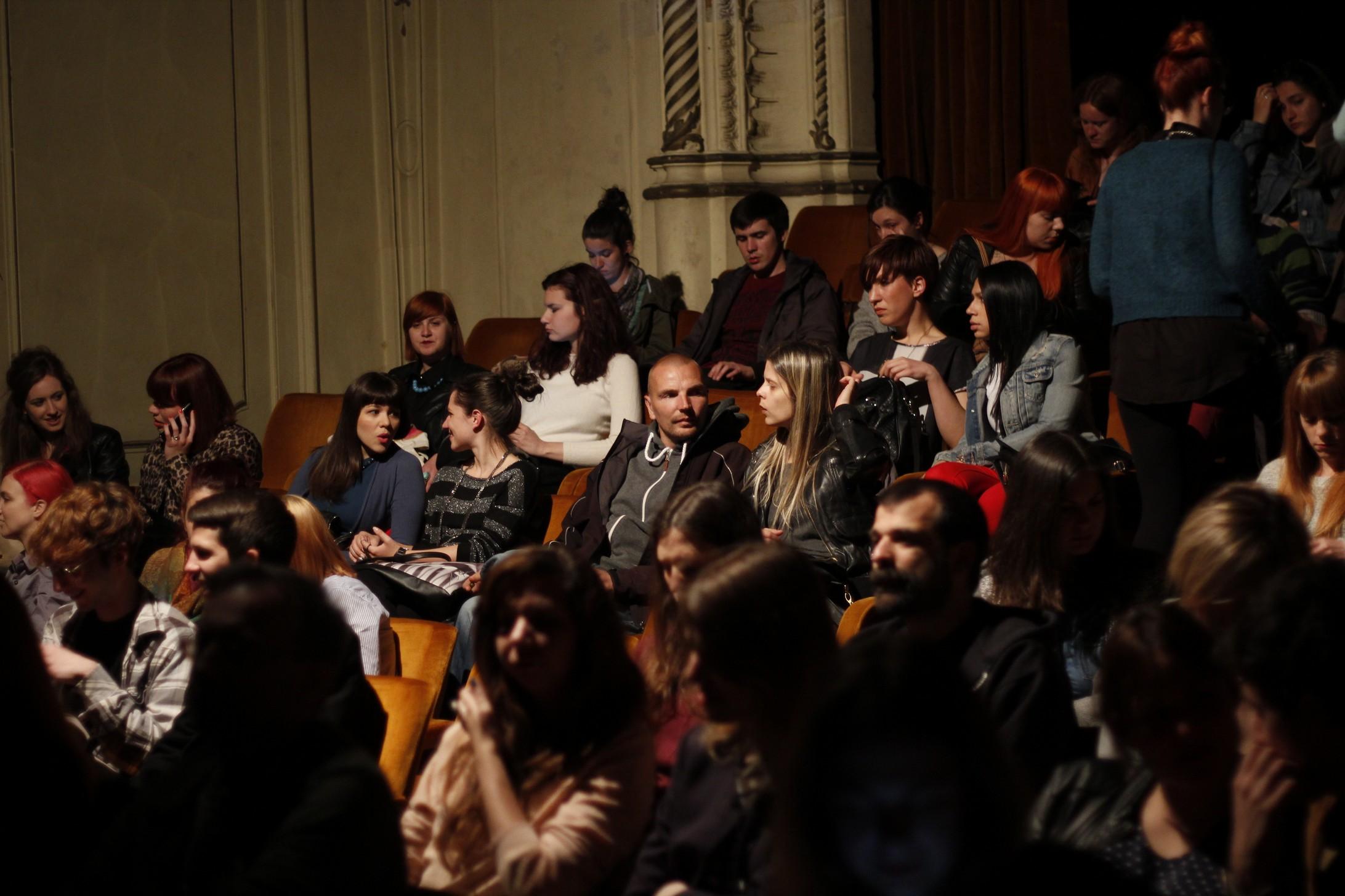 Predstava publika 2